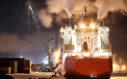 camel_thorn_freight_namibia_ocean